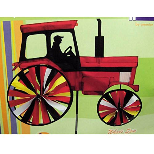 Premier-Kites-24-In-Modern-Tractor-Red-Spinner-0
