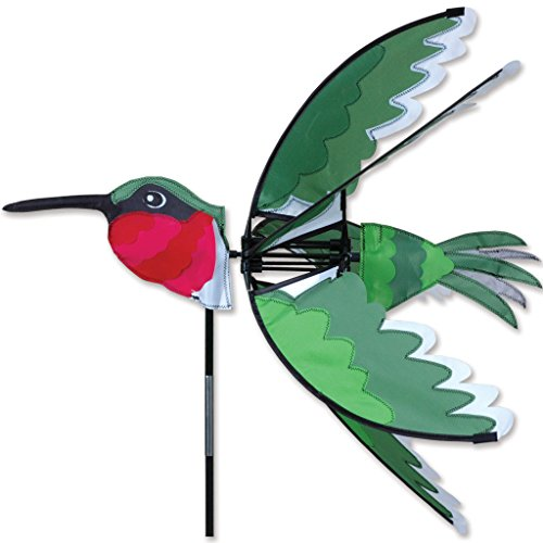 Premier-Kites-24-in-Ruby-Hummingbird-Spinner-0