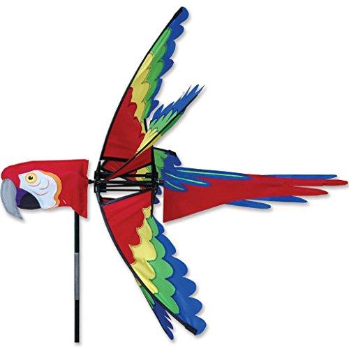 Premier-Kites-27-in-Scarlet-Macaw-Spinner-0