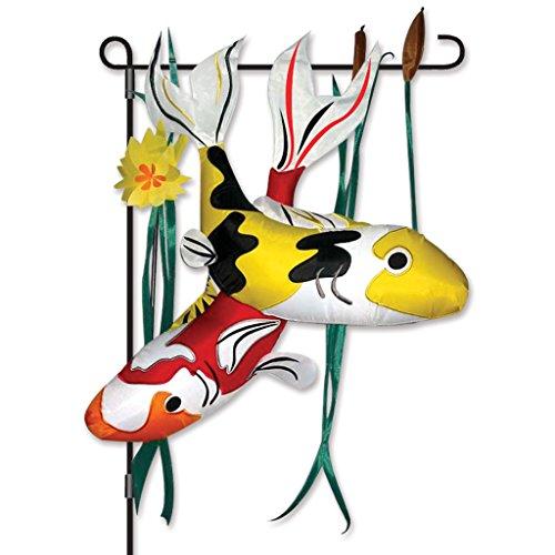 Premier-Kites-59117-Garden-Charm-Rainbow-Koi-30-Inch-0
