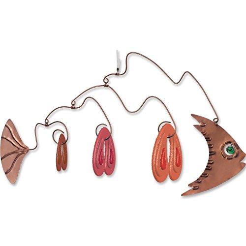 Premier-Kites-82122-Maho-Bay-Geo-Kinetic-Fish-Sculpture-Summer-0