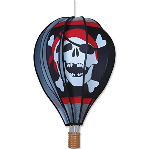 Premier-Kites-Hot-Air-Balloon-22-In-Jolly-Roger-0