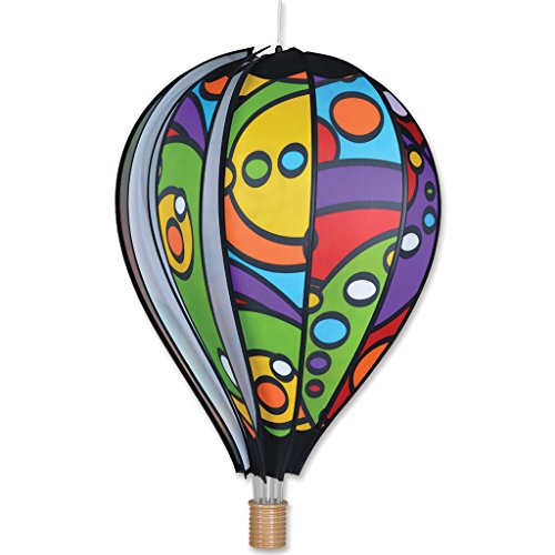 Premier-Kites-Hot-Air-Balloon-26-in-Rainbow-Orbit-0