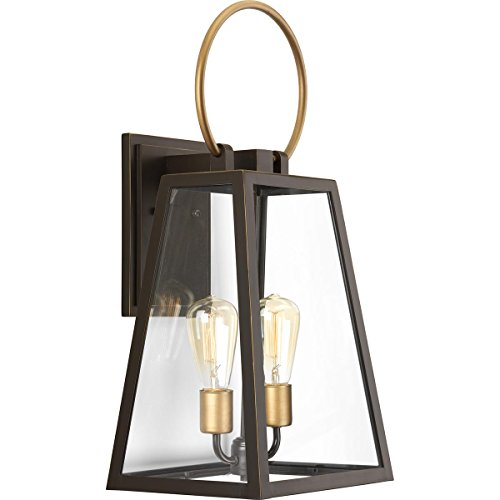 Progress-Lighting-P560079-020-Barnett-Wall-Lantern-Brown-0