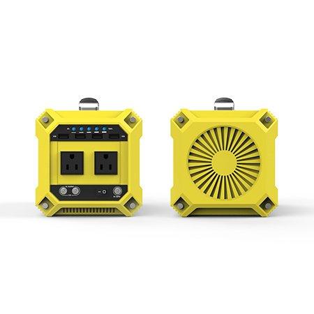 ROCKSOLAR-330Wh-Battery-Portable-Power-Station-300W-Pure-SineWave-Inverter-0-2