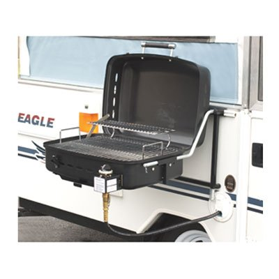 RV-Mounted-BBQ-Motorhome-Gas-Grill-BBQ-Trailer-Side-Mount-Barbeque-Grill-0