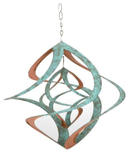 Red-Carpet-Studios-Cosmix-Copper-Patina-Finished-Wind-Sculpture-0