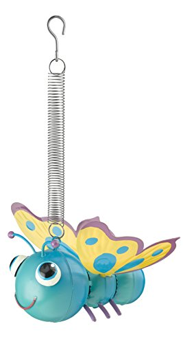 Regal-Art-Gift-Butterfly-Bouncing-Bug-Garden-Hanging-Ornament-0