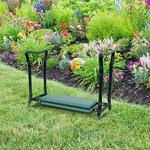 Relaxdays-Portable-Garden-Kneeler-and-Bench-Seat-with-EVA-Foam-Cushion-and-Steel-Frame-for-Weeding-and-Gardening-Comfortable-Garden-Stool-with-Handles-0-0