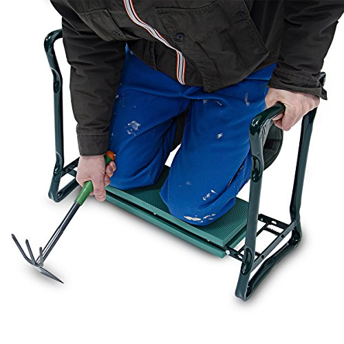 Relaxdays-Portable-Garden-Kneeler-and-Bench-Seat-with-EVA-Foam-Cushion-and-Steel-Frame-for-Weeding-and-Gardening-Comfortable-Garden-Stool-with-Handles-0-2