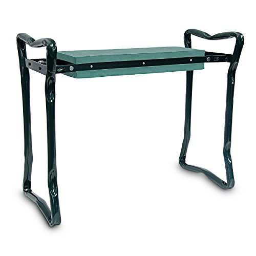 Relaxdays-Portable-Garden-Kneeler-and-Bench-Seat-with-EVA-Foam-Cushion-and-Steel-Frame-for-Weeding-and-Gardening-Comfortable-Garden-Stool-with-Handles-0