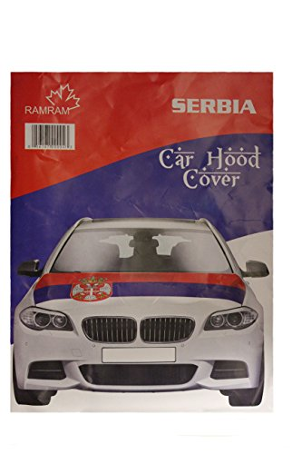 SERBIA-Country-Flag-CAR-HOOD-COVER-New-0
