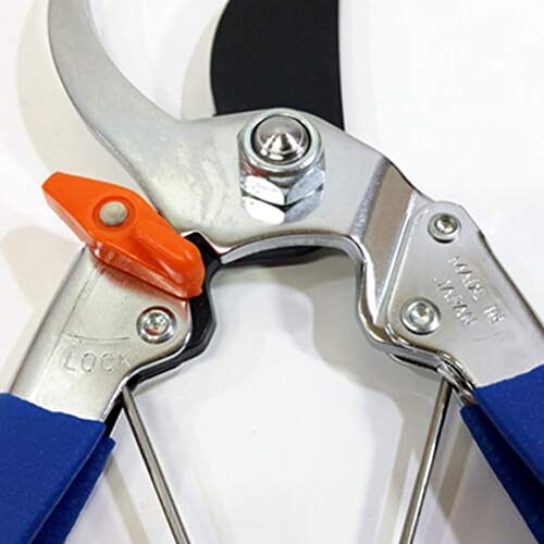 Saboten-1256-Professioanl-Japanese-Pruner-Shears-Flourine-Coated-Hand-Pruner-Trimmers-0-2