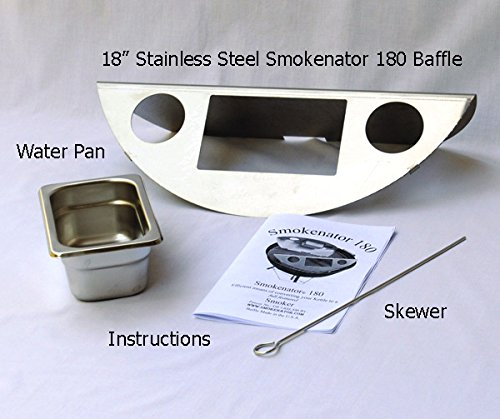 Smokenator-180-Transform-Your-18-Weber-Kettle-Into-an-Efficient-Smoker-0