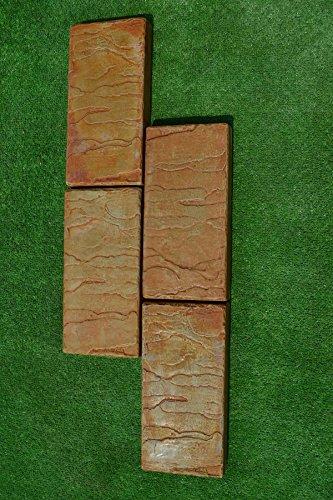 Sold-set-6-PIECE-DESIGN-CONCRETE-MOLDS-for-PAVING-BRICK-SLAB-patio-garden-path-MOULDS23-0-1