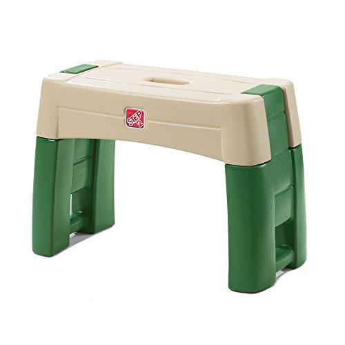 Step2-Garden-Kneeler-Seat-Durable-Plastic-Gardening-Stool-with-Kneeling-Cushion-Pad-Multicolor-0