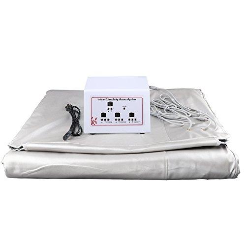 TTLITE-Digital-Far-Infrared-FIR-Heat-Sauna-Blanket-with-3-Zone-Controller-Weight-Lose-Health-Care-0-1
