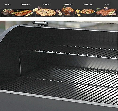 Tenive-Grill-7-in-1-Electric-Wood-Pellet-Grill-and-Smoker-700-sqin-Cooking-Area-for-Outdoor-Grill-Smoke-Roast-Bake-Braise-and-BBQ-0-0