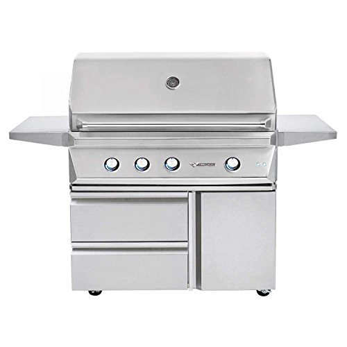 Twin-Eagles-TEBQ42RS-CL-42-Inch-Propane-Gas-Grill-On-Cart-With-Infrared-Rotisserie-And-Sear-Zone-0
