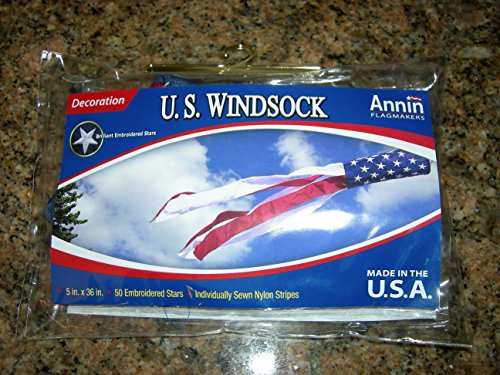 US-Flag-Windsock-Decoration-36-inches-0