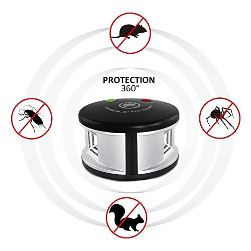 VENSMILE-Squirrel-Repellent-Ultrasonic-Pest-Deterrent-Control-Chaser-Rodents-Mouse-Rats-and-Insects-for-Indoor-Use-0-0