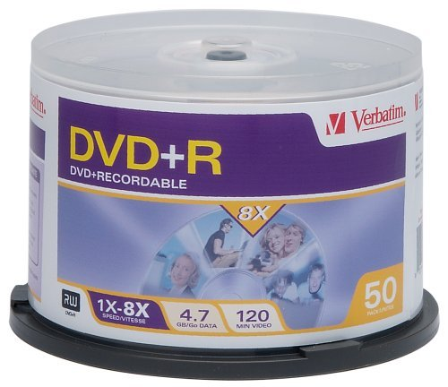 Verbatim-8x-47-GB-DVDR-Spindle-50-Discs-0