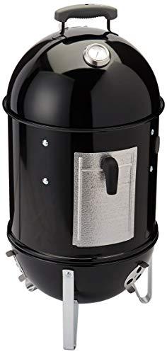 Weber-Smokey-Mountain-Cooker-Charcoal-Smoker-Black-0