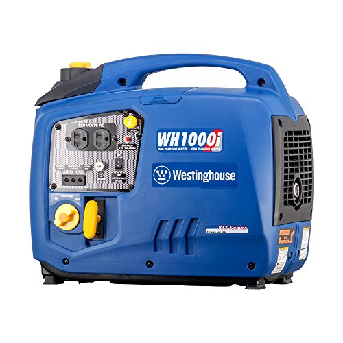 Westinghouse-WH1000i-Portable-Inverter-Generator-1000-Running-Watts-and-1100-Starting-Watts-Gas-Powered-0