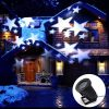 Wilsea-Projector-Lights-12-Pattern-Gobos-Garden-Lamp-Lighting-Waterproof-Sparkling-Landscape-Projection-Light-for-Decoration-Lighting-on-Christmas-Halloween-Holiday-Party-0-0