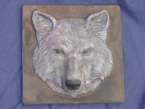 Wolf-Head-Stepping-Stone-Concrete-Plaster-Mold-1282-0-0