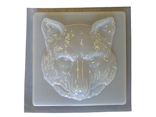 Wolf-Head-Stepping-Stone-Concrete-Plaster-Mold-1282-0