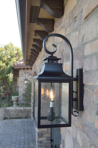 Y-Decor-EL2283IB-Morgan-2-Exterior-Lighting-Imperial-Black-0-0
