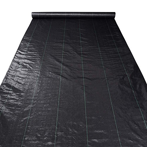 Yescom-Landscape-Fabric-41oz-Weed-Barrier-Woven-PP-with-UV-Treated-Block-Mat-Ground-Cover-Outdoor-Garden-0