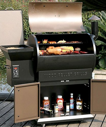 Z-GRILLS-Portable-Party-Wood-Pellet-BBQ-Grill-Smoker-450-Cooking-Area-8-in-1-Grill-in-Smoke-Bake-Roast-Braise-Braise-or-BBQ-Digital-Temperature-Controls-Free-Water-Proof-Patio-Cover-Included-0-0