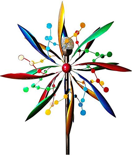 msimports-7-Kinetic-Windmill-Garden-Art-Spinner-Solar-Spectrum-0-0