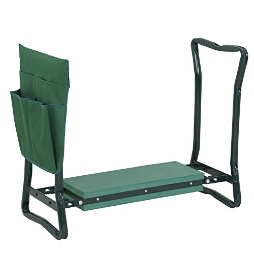 napa-smile-Folding-Kneeling-Pad-Soft-Garden-Cushion-Kneeler-Gardener-Bench-Seat-Stool-Pouch-0-0